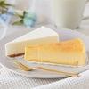 コンビニスイーツ・ローソン 塩レアチーズケーキ&レモンチーズケーキの画像