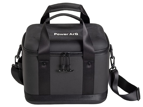 GearBox for PowerArQ 2 ポータブル電源 ショルダーベルト付収納バッグ