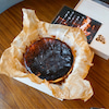 通販:銀座おのでら バスク風・薪焼チーズケーキの画像