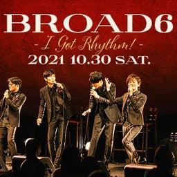 画像 BROAD6『I Got Rhythm !』 ブルーノート東京 の記事より