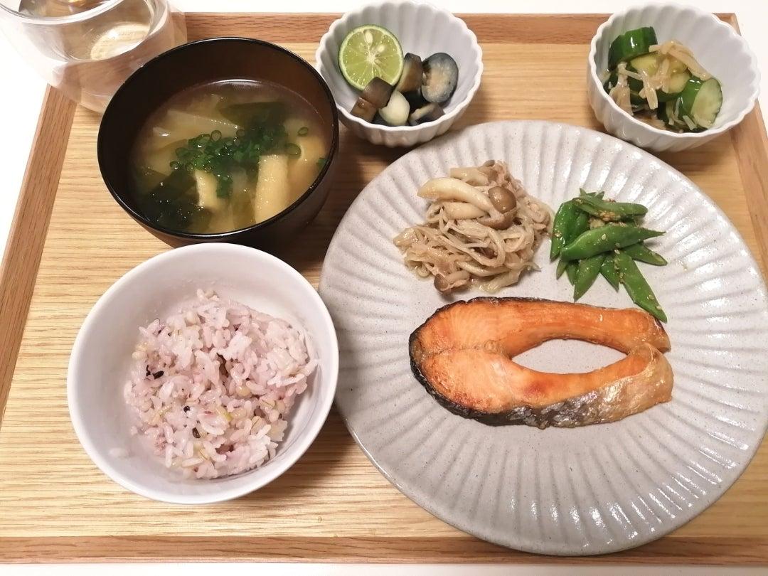 9/9食事記録 珍しく常備菜作り