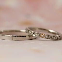 画像 アニバーサリーリングや婚約指輪としてもぴったりのエタニティリング✧*【AFFLUX京都雅店】 の記事より 7つ目