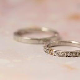 画像 アニバーサリーリングや婚約指輪としてもぴったりのエタニティリング✧*【AFFLUX京都雅店】 の記事より 8つ目