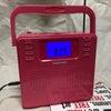 レトロなCDラジオを買いました!の画像