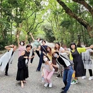 熱田神宮オーラハーモニーが終わりました♪の画像
