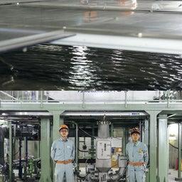 画像 『下水道整備』連載グラビア【山崎エリナの設備創造】第三回・東京下水道整備する技術者の写真掲載中 の記事より 3つ目