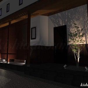 イメージパースのご紹介 京都の注文住宅 岸田工務店の画像