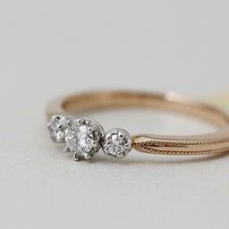画像 綺麗に重なるパーフェクトセットリング♡結婚指輪をご紹介!【AFFLUX京都雅店】 の記事より 1つ目