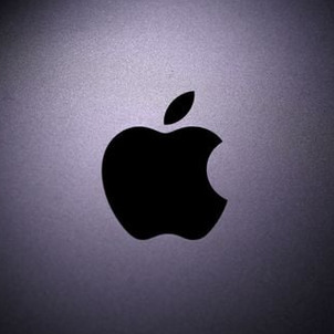 ■バフェットとアップル株の画像