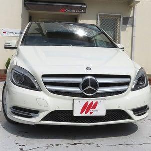 Mercedes-Benz B180 SPORT 入庫!!の画像