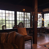 山奥のカフェ 風の木の画像