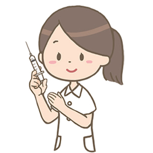 ワクチン接種してきました!の画像
