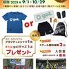 秋の入会キャンペーン!!の画像