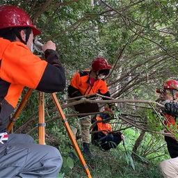 画像 全国育樹祭開催地をコンパス測量をしました(*^^)v の記事より 6つ目