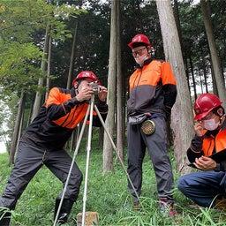 画像 全国育樹祭開催地をコンパス測量をしました(*^^)v の記事より 4つ目