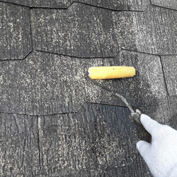 画像 屋根塗装完了いたしました の記事より 2つ目