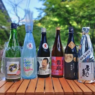 友人とキャンプ行くついでに滋賀の酒造巡り