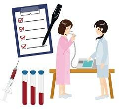 喘息検査・呼吸機能検査