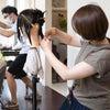 静岡県富士市の美容室AMOR(アモール)ブログ☆技術レッスン☆の画像