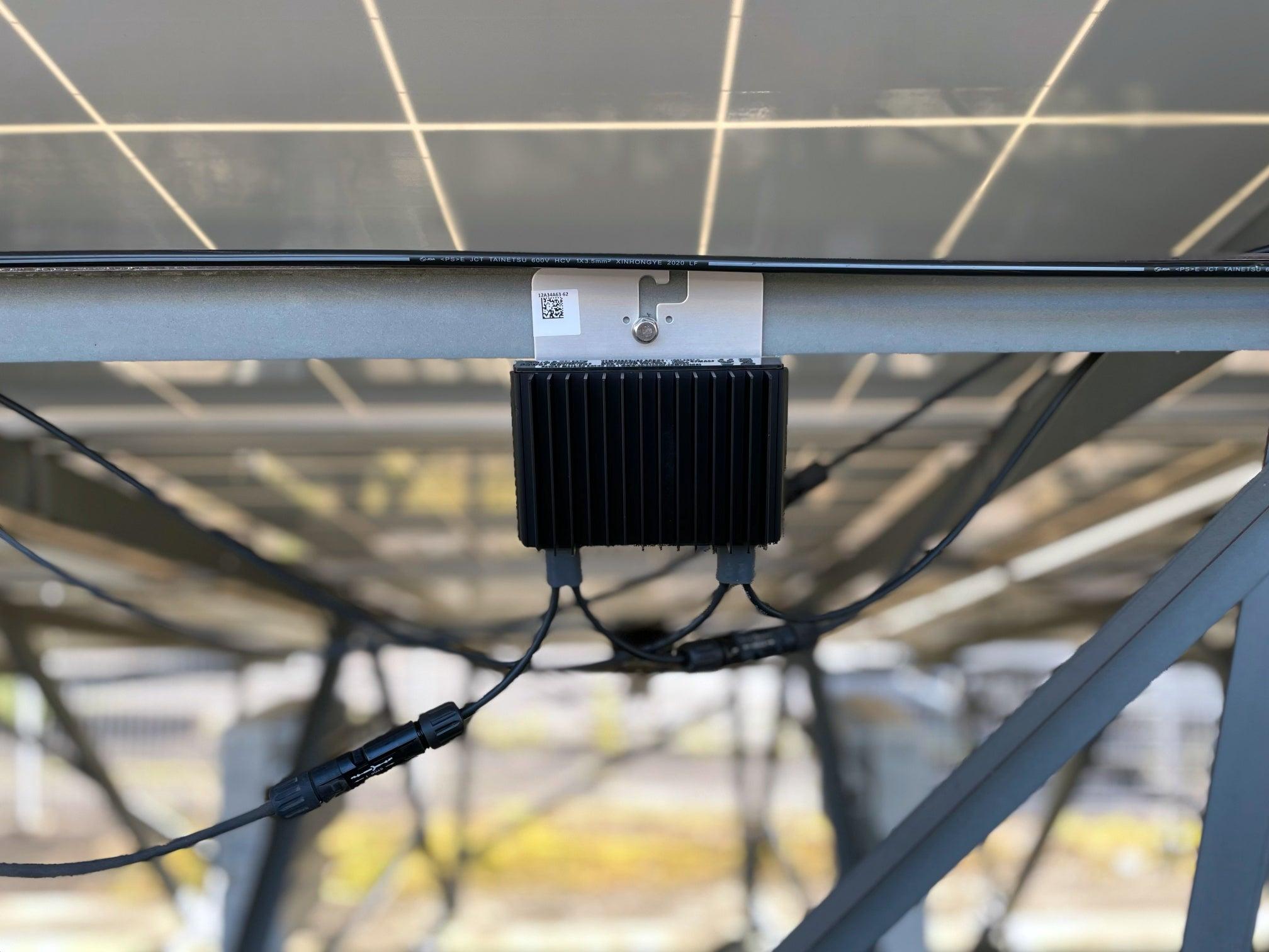 太陽光発電所/リパワリング工事