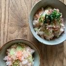 親子ごはんレシピ Vol.2 bebemeshi KIDS 塩こうじの「鮭ときゅうりの混ぜご飯」の記事より