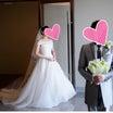 【追記】パレスホテル結婚式レポ③朝の支度→ファーストミート