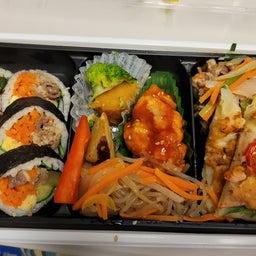 画像 【東京】グランスタで韓国総菜弁当「韓美膳」東京駅(2021.09) の記事より 2つ目