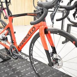 PINARELLO 2022 ROADBIKE PRINCE DISK DISC princedisk SHIMANO ULTEGRA 11s B212 RADIANT RED FRONT FORK ピナレロ 2022年モデル ロードバイク プリンス シマノ アルテグラ 11スピード 完成車 ラディアントレッド