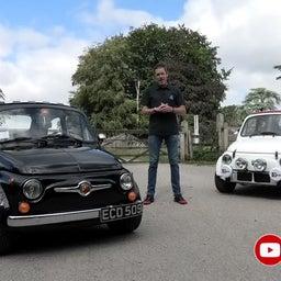 画像 Fiat 500 'Fiabusa' & 'Fubaru' の記事より 1つ目