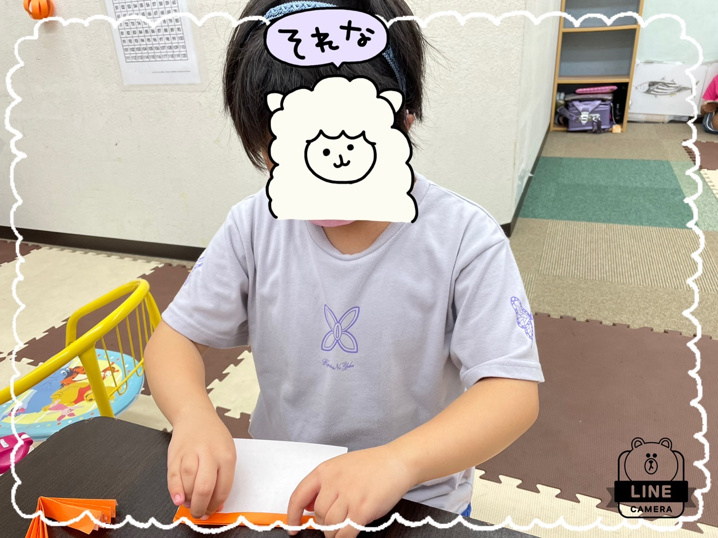 八ケ崎教室です(^^)/