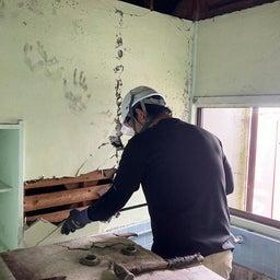 画像 9/15(水)瓜生野K様 H041 浴室・脱衣所床改修工事 スタート の記事より 2つ目