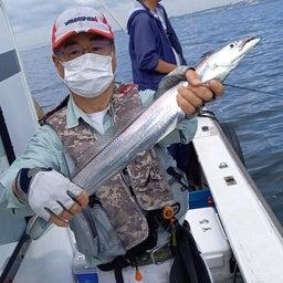 画像 午前タチウオ便(9月15日(水)) の記事より 3つ目