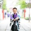 出張撮影|七五三5歳|H様久伊豆神社(埼玉県越谷市)