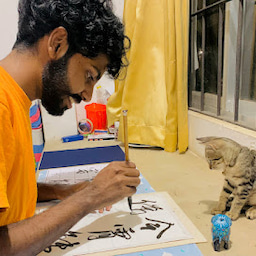 画像 スリランカから学んでいるラヴィンドゥがきちんと想いを書いてくれました の記事より 1つ目