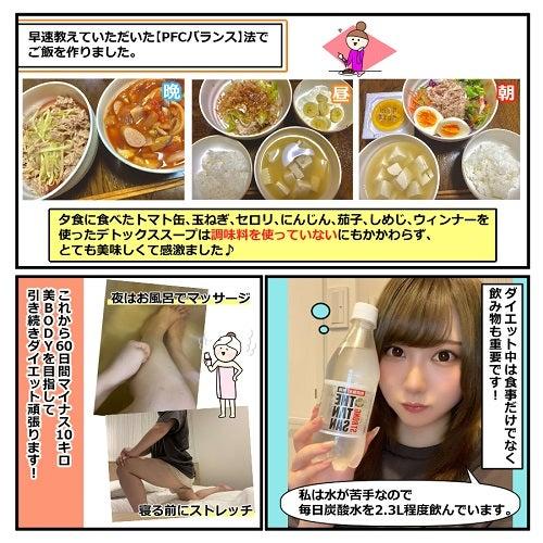 無料ダイエットモニター2021④