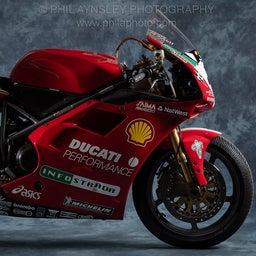 画像 World Superbike 1999 Ducati vs Honda の記事より 4つ目