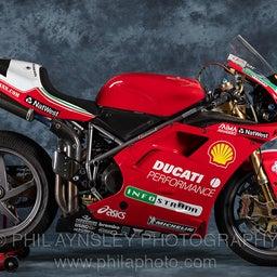 画像 World Superbike 1999 Ducati vs Honda の記事より 2つ目