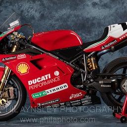 画像 World Superbike 1999 Ducati vs Honda の記事より 3つ目