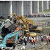 支那、高速鉄道で「日本はもう中国に追いつけない」←埋める速さのこと言ってるのか?の画像