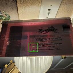 画像 カリフォルニア州のリコール選挙の郵便投票:透ける封筒 の記事より 1つ目