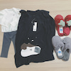 GUでお買い物♪挑戦したいビッグカラーとベビー服!!の画像