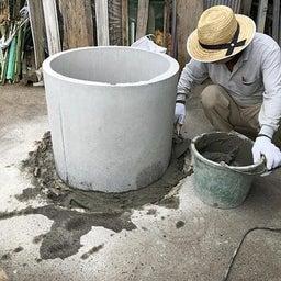 画像 9/16(木)佐土原町H様 井戸側取付、井戸配管工事 完成 の記事より 3つ目