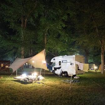 北海道2021 ⑥丸瀬布いこいの森オートキャンプ場