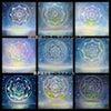 煌めく夜空とオーロラ☆心の情景の画像
