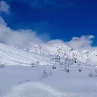 お気に入り雪山画像