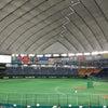 久しぶりの東京ドーム。の画像