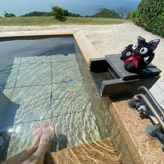 海のしょうげつ宿泊記 ④ 客室露天風呂と過ごし方