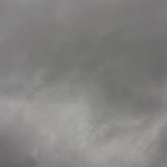 台風直撃中20210917