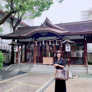 【50代】朝6時半の新幹線で大阪へ♡行きたかったサムハラ神社へ♪の画像