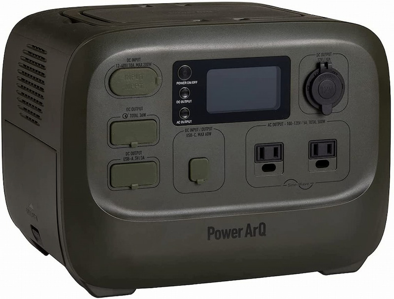 PowerArQ 3 ポータブル電源